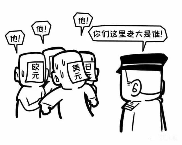 漫画|如何给七大姑八大姨讲清楚你在炒外汇?