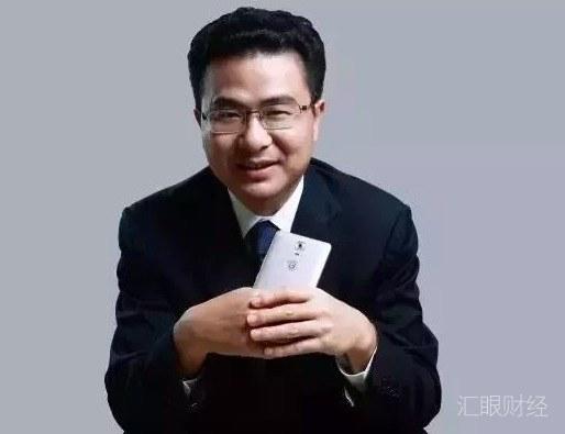 金立手机刘立荣:比陈羽凡、李小璐摔得更惨的男人