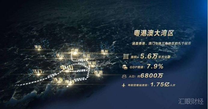 世界级城市群呼之欲出 把握粤港澳大湾区背后四大投资主线