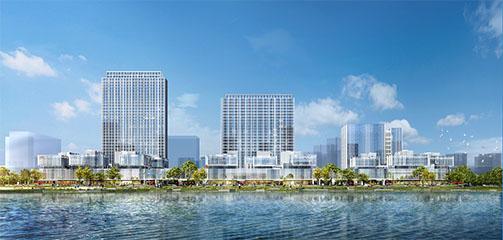 又一LEED金级认证绿色建筑在成都高新区新川创新科技园落成