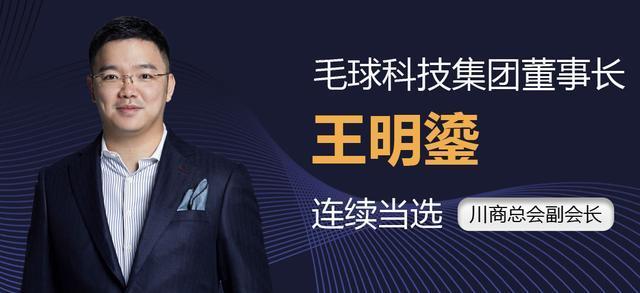 川商总会副会长、80后百亿富豪、毛球科技创始人王明鎏的虚与实
