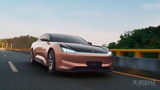 恒驰又刷屏!惊艳造型重构汽车美学