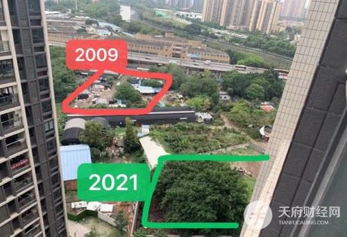 广州保利花海湾业主的苦恼:周边规划的公园绿地 当地却念念不忘地要建垃圾站
